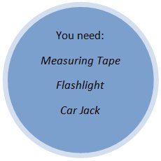 What you need for leafspring check