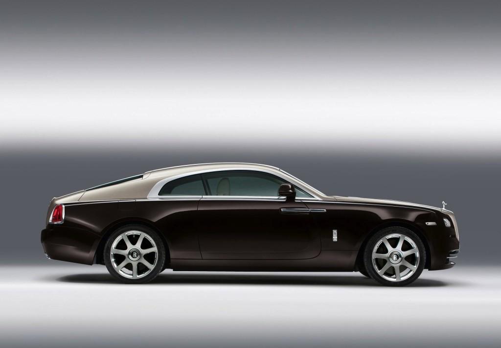 Rolls-Royce's Wraith