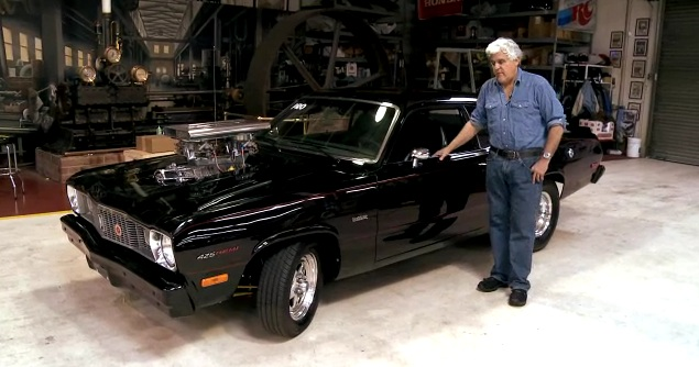The 7 Crowning Jewels In Jay Leno S Car Collection