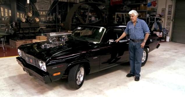 1975 426 Hemi Plymouth Duster