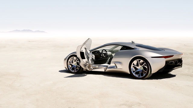 2010 Jaguar CX75