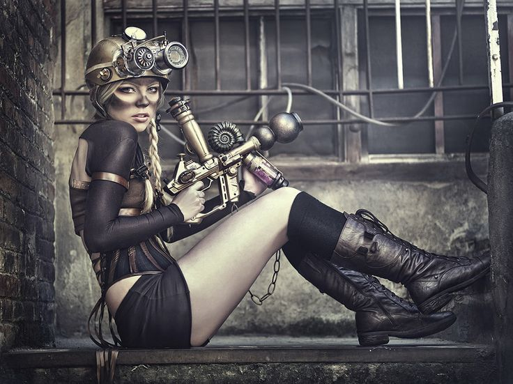 Pretty Mechanic