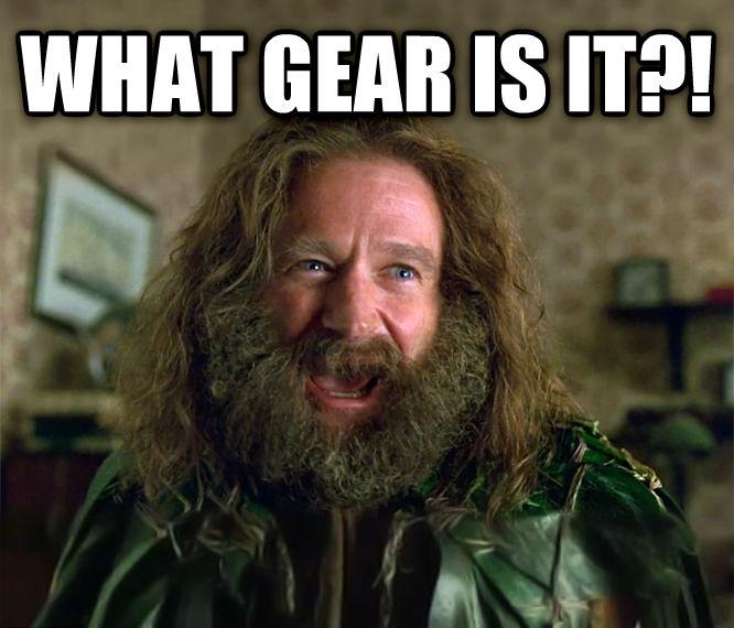 What Gear Is It