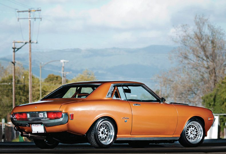 Classic Toyota Corolla