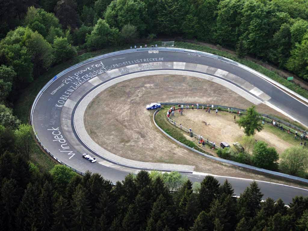 Nürburgring Race Track Loop