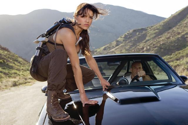 Dominic Toretto and Letti Ortiz