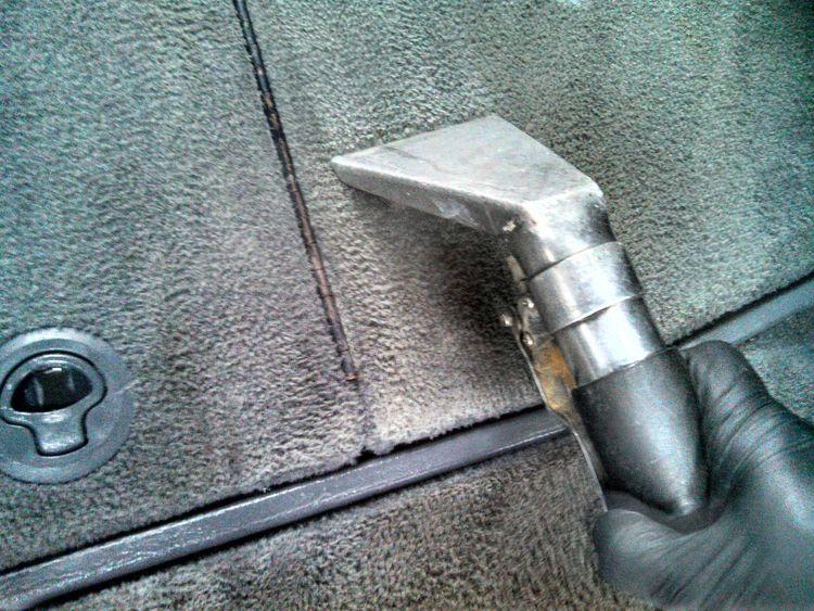 exhaust system vacuum