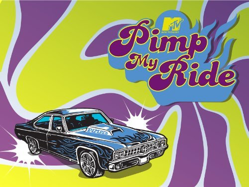 pimp my ride steel tubes logo