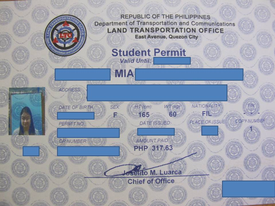 Students Permit