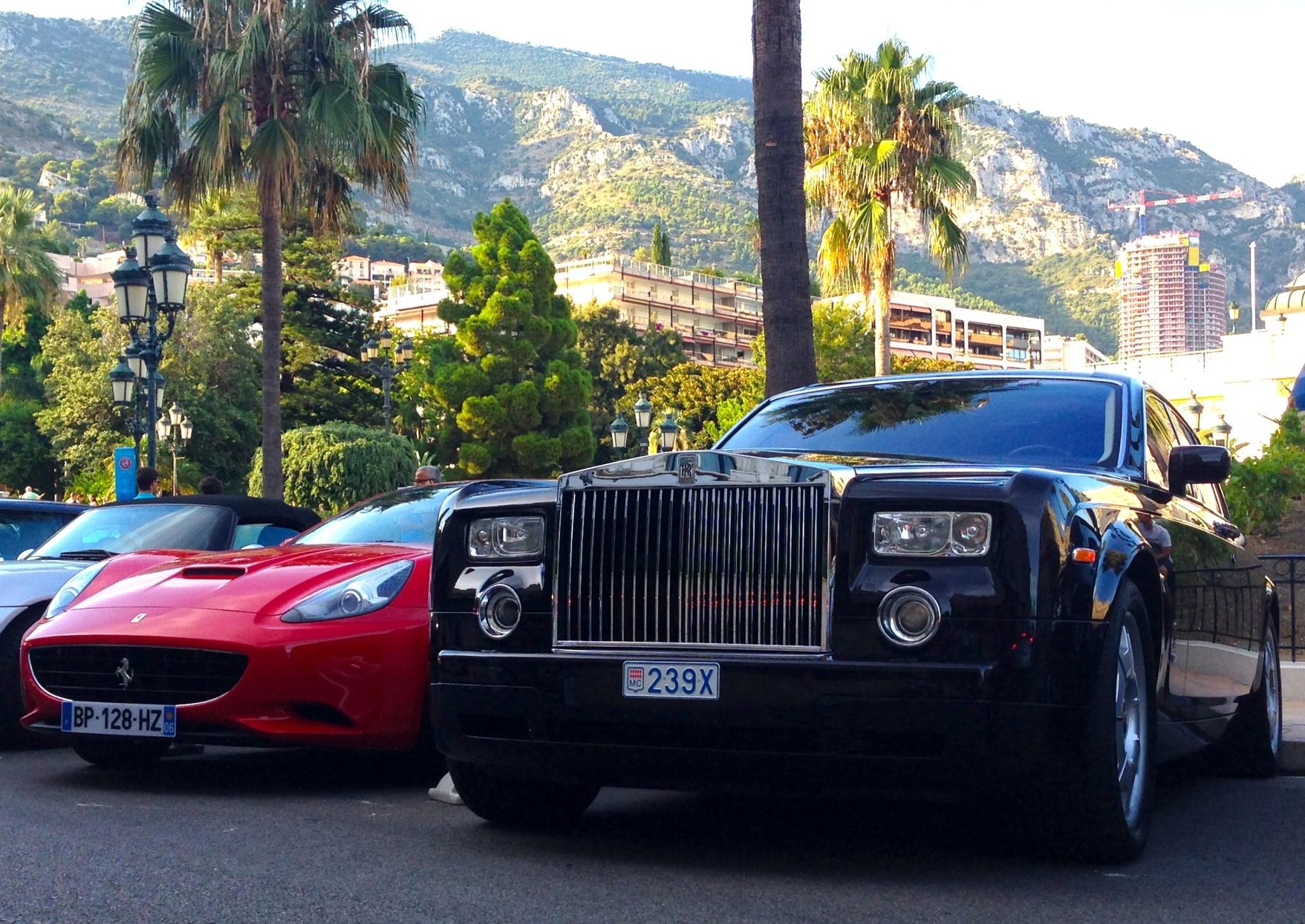 cars in monaco