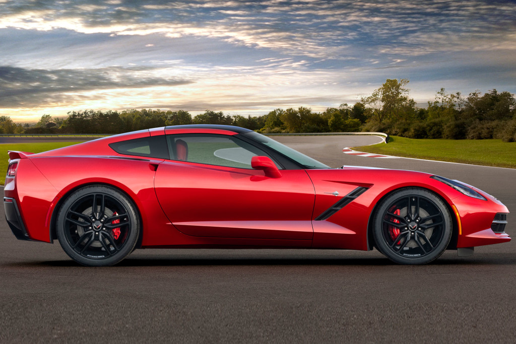Corvette Stingray 2015