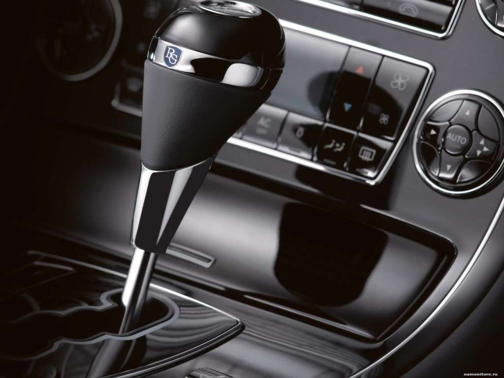 car transmission handle