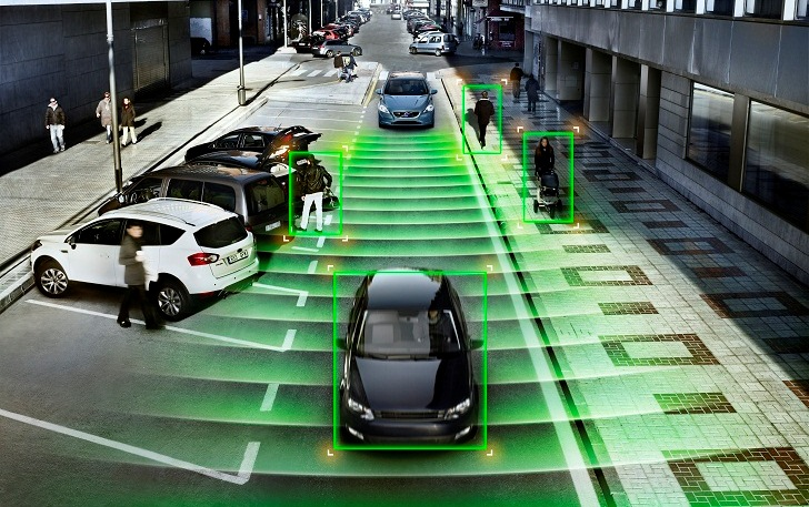 autonomous car 1