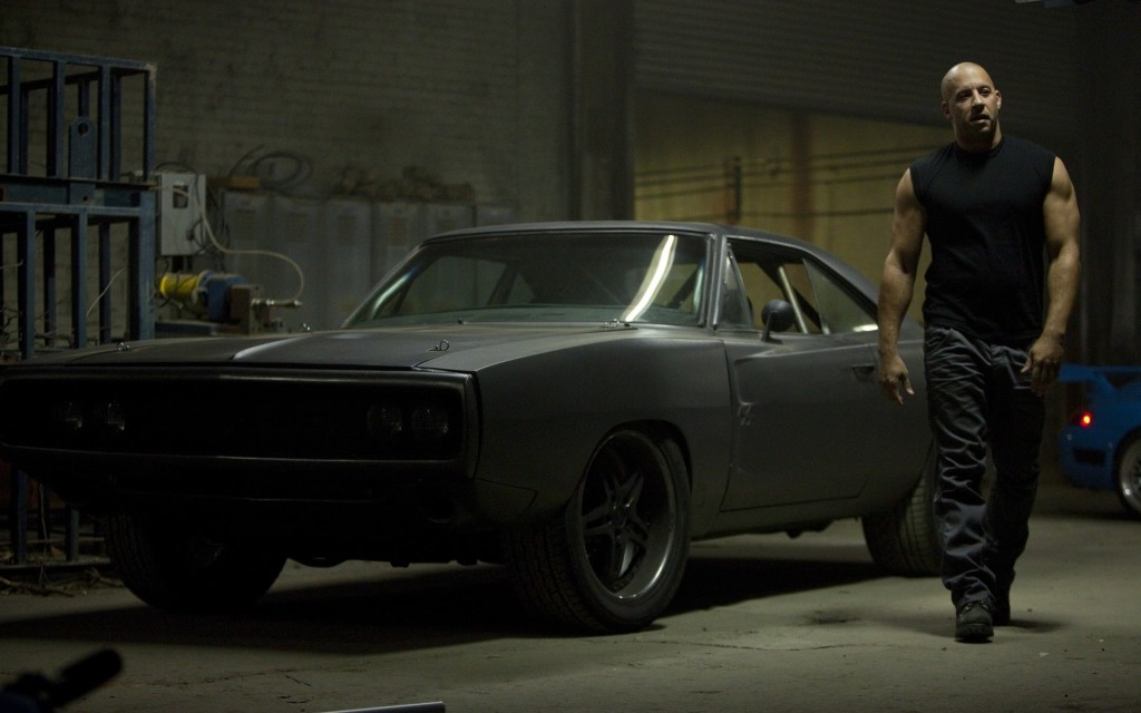 Dominic Toretto dodge Charger
