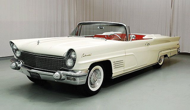 1960s-lincoln-continental-convertibles