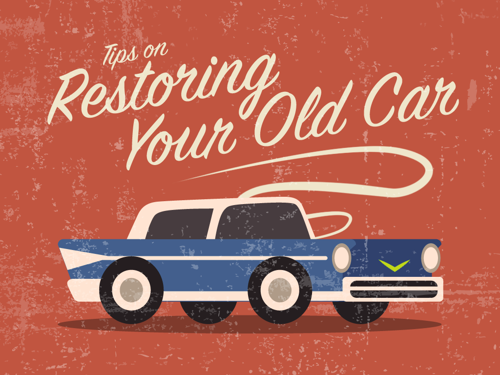 Tips in Restoring Old Cars | Roberts