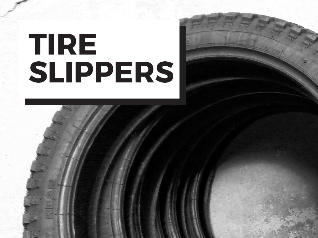 Tire Slippers