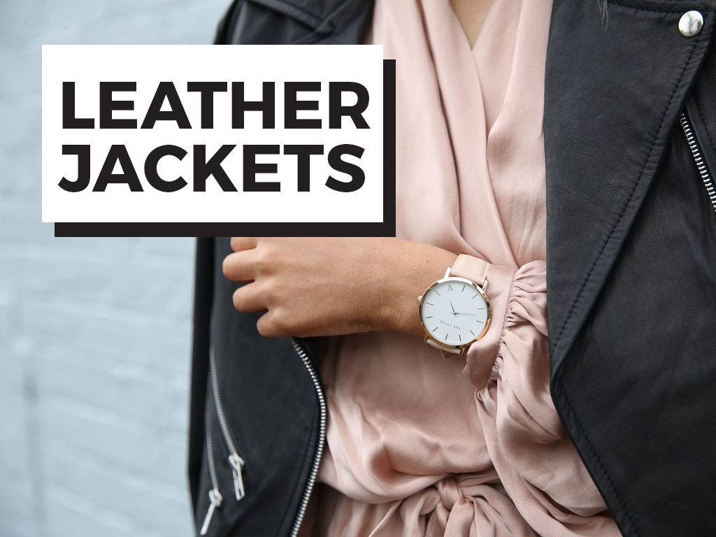 Leather Jackets and More