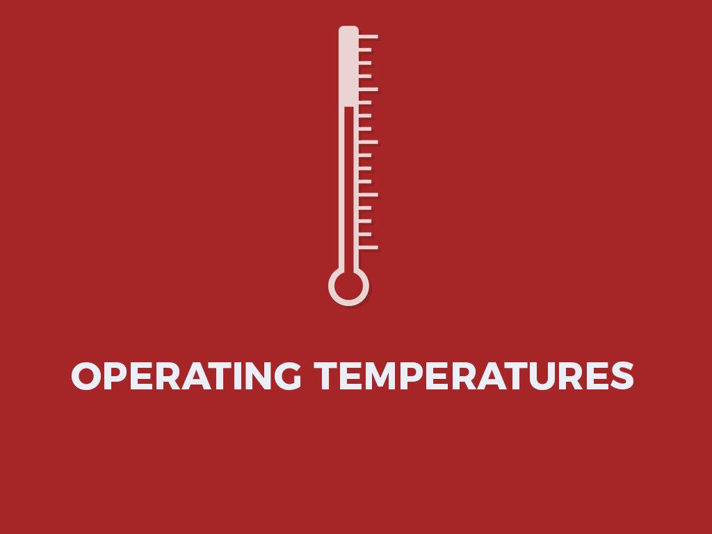 Operating Temperatures