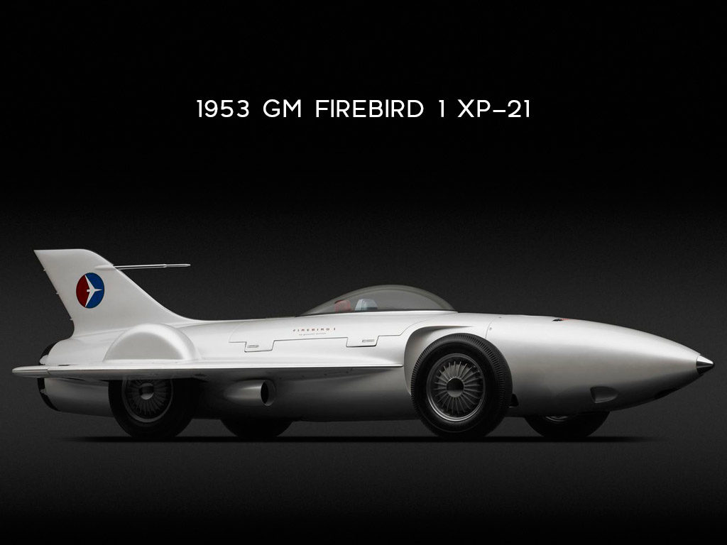 1953 GM Firebird 1 XP-21