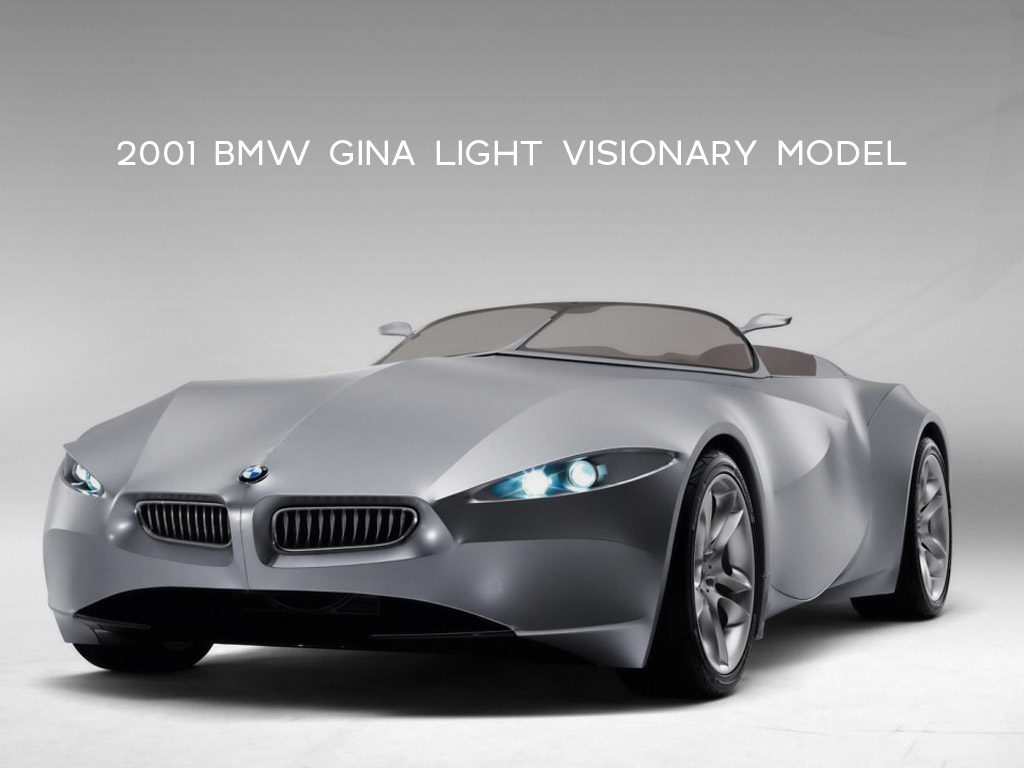 2001 BMW GINA Light Visionary Model