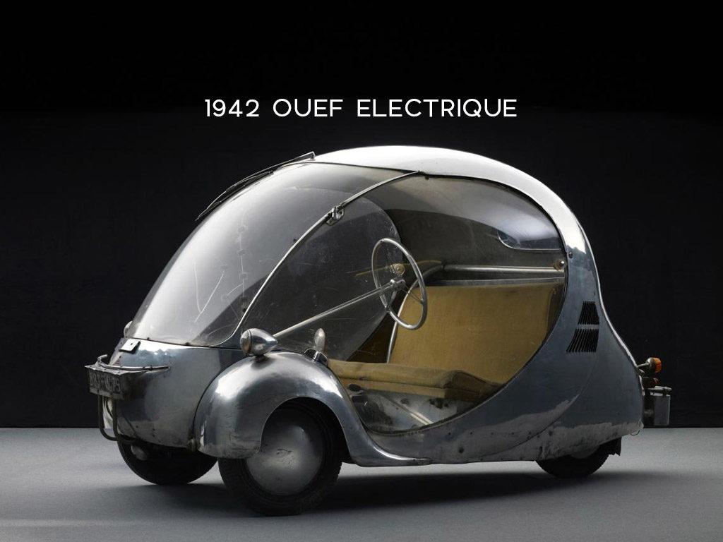 1942 Ouef Electrique
