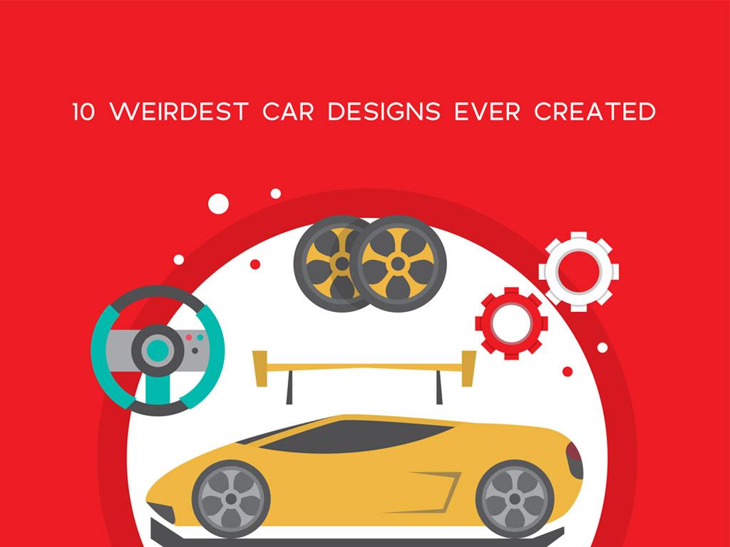 10 Weirdest Car Designs Ever Created