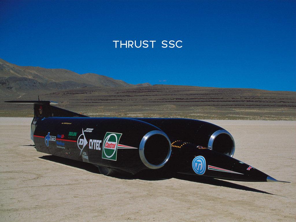 Thrust SSC