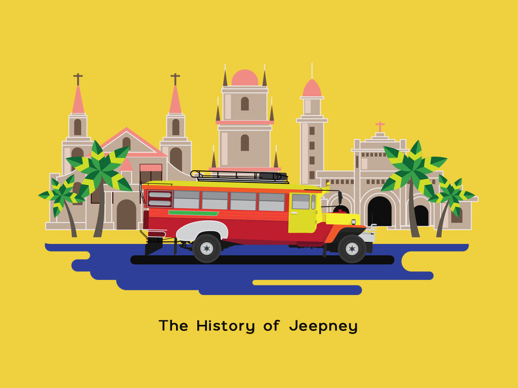 The History of Jeepney