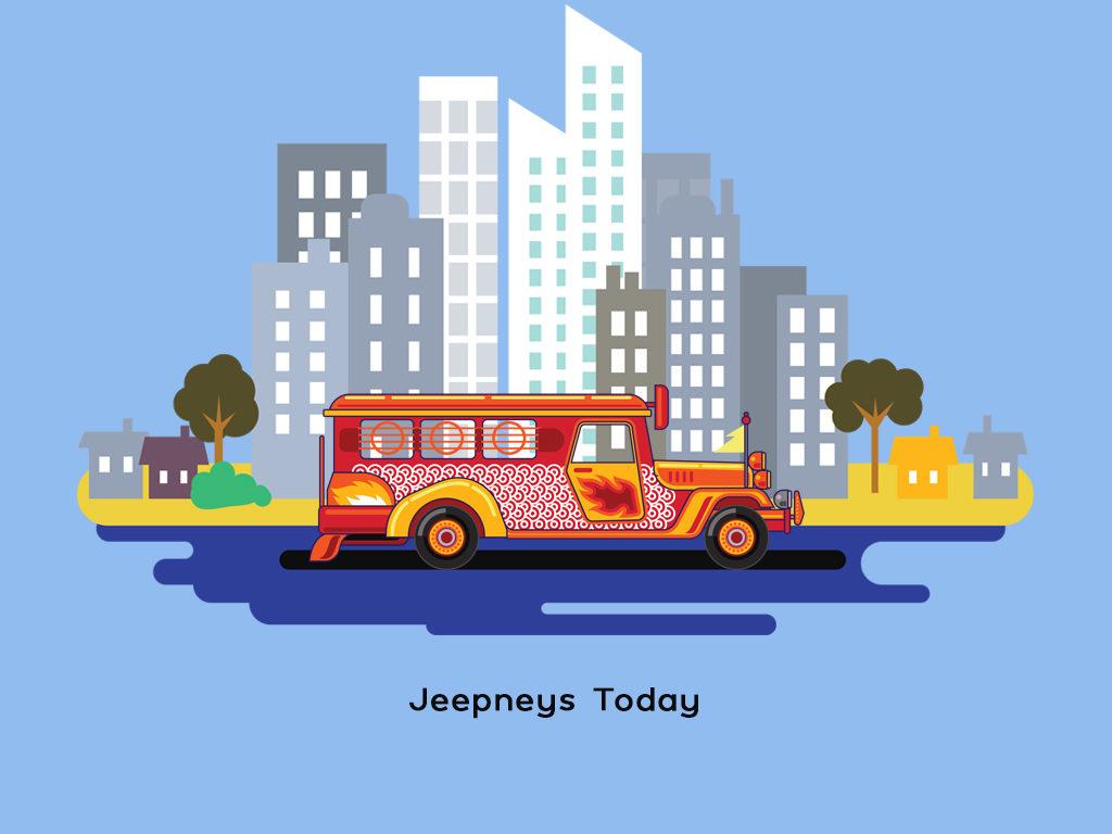 Jeepneys Today