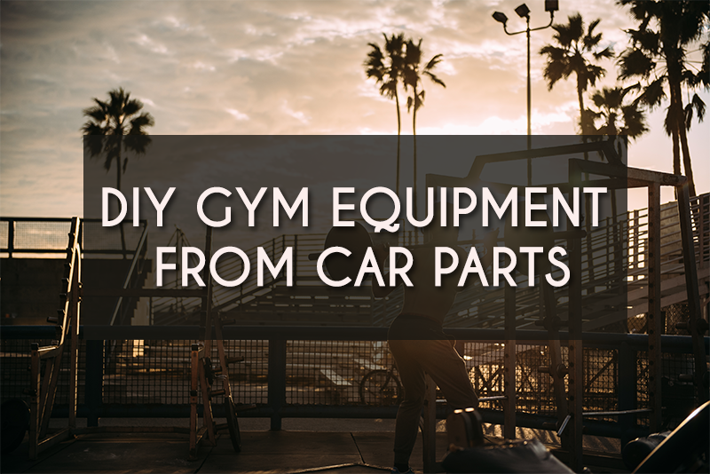 DIY-Gym-Equipment-from-Car-Parts