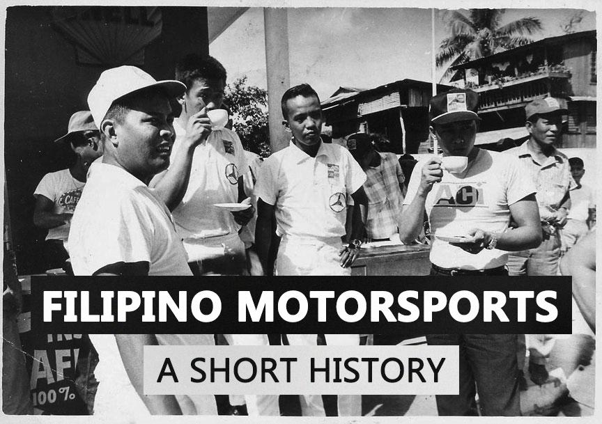 Filipino Motorsports: A Short History