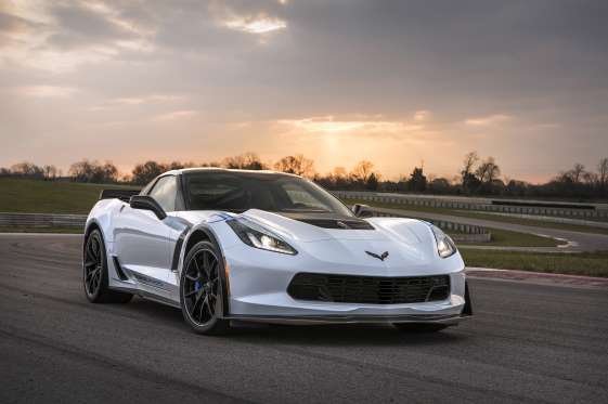 2018 Chevrolet Corvette Stingray Convertible 1LT