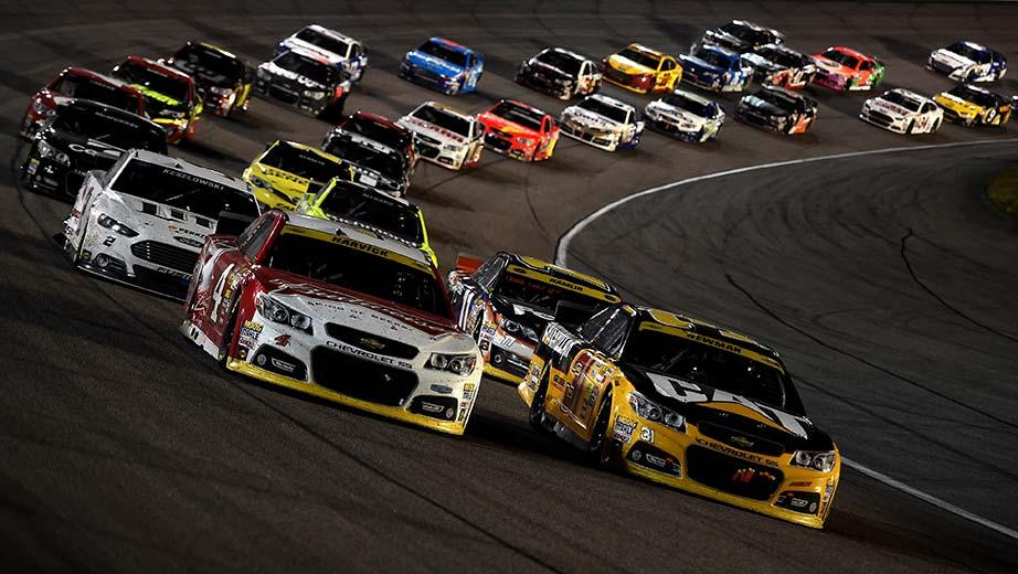 NASCAR Roberts