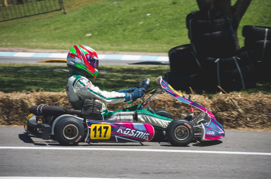 5 Health Benefits That You Can Get from Go Karting