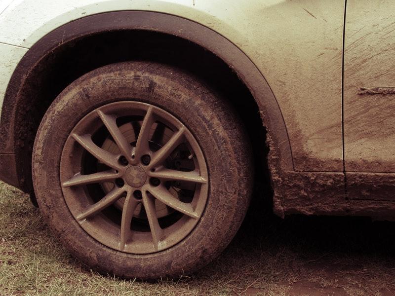 Dirt in the Car Mechanism