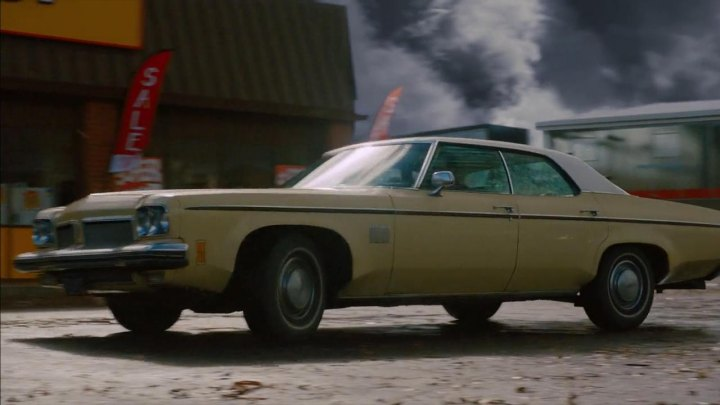 Oldsmobile Delta 88 from the Evil Dead franchise