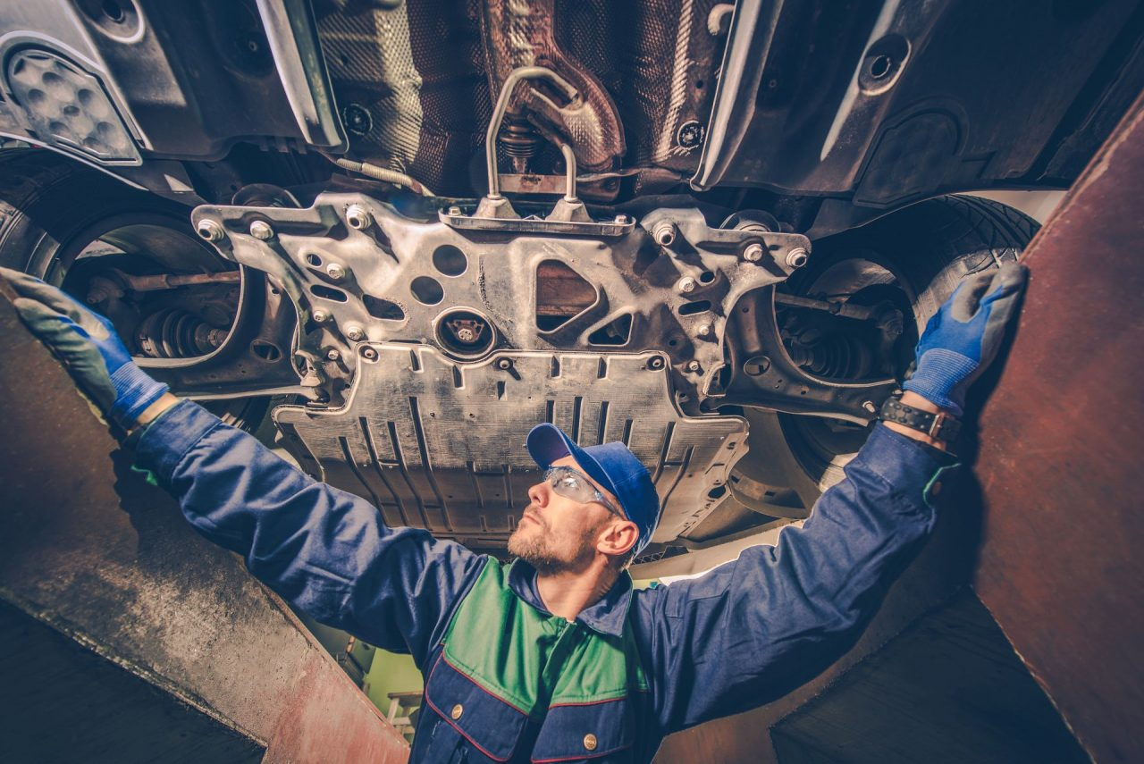 Off-road Under chassis: Strengthening Your Chassis