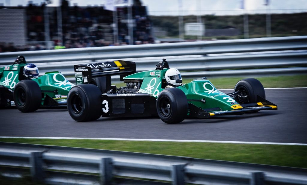 The Technology of F1 Cars