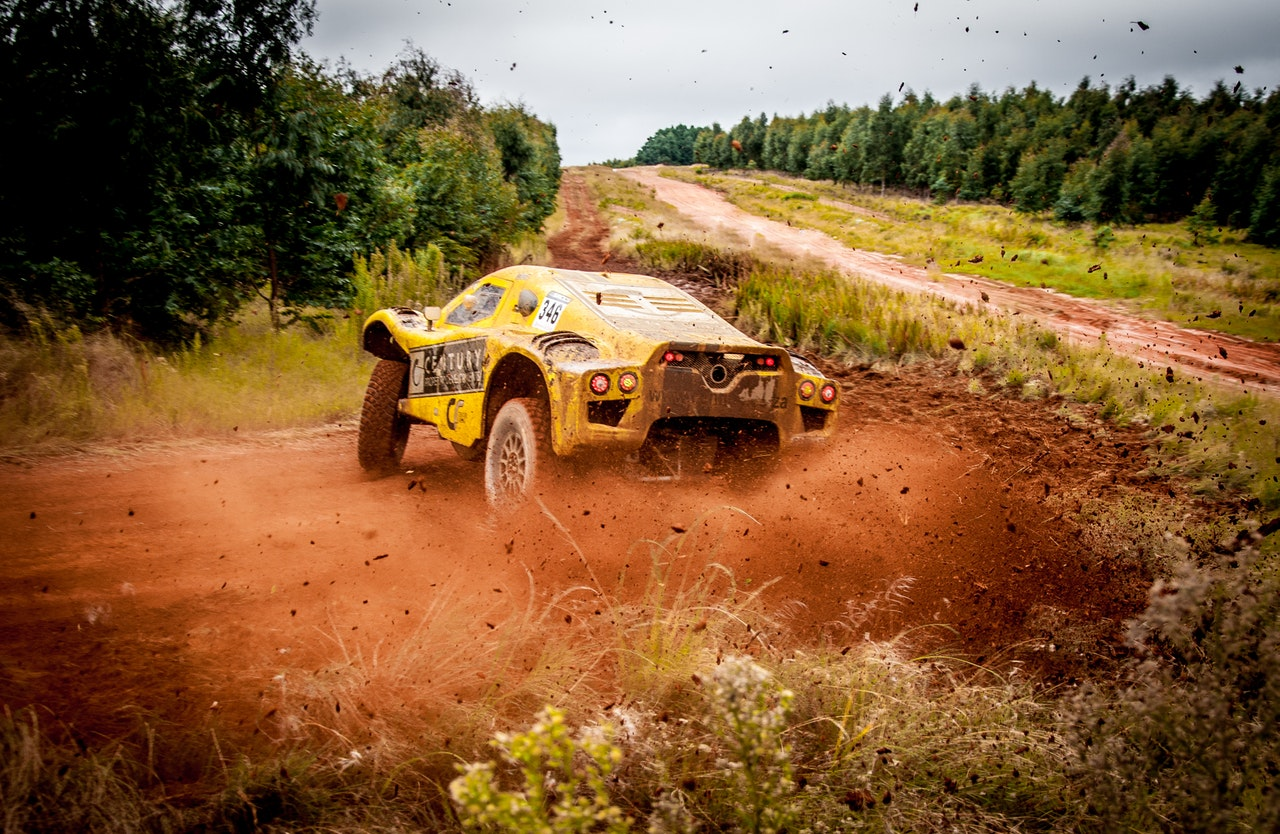 World Rally Championship: The Legends of Group B