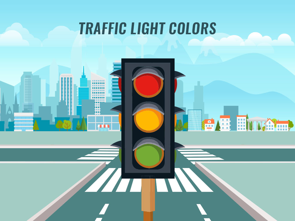 Traffic Light Colors