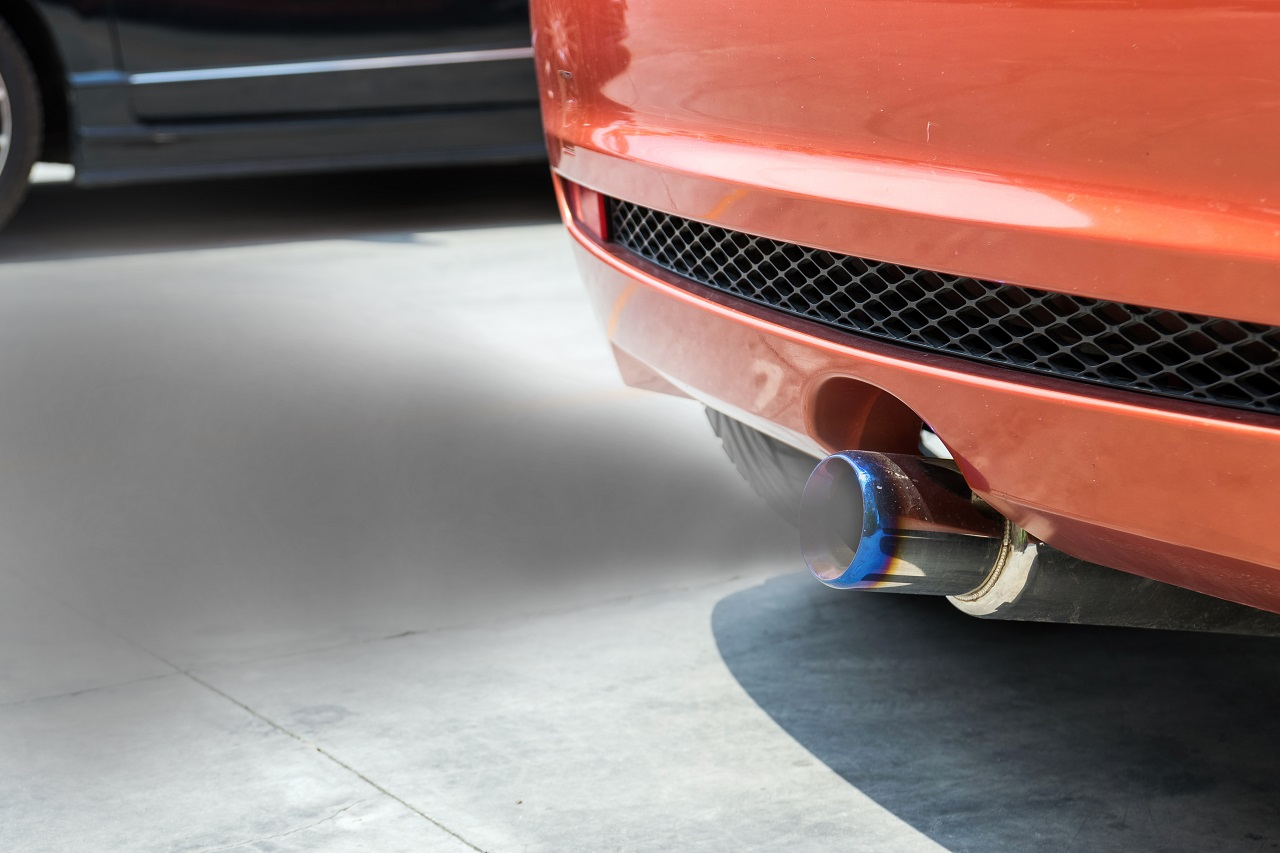 How to Clean Your Car's Exhausts