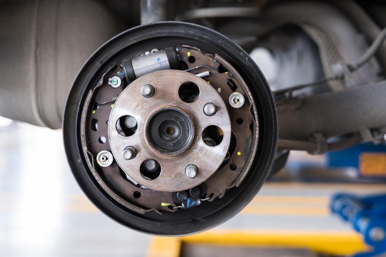 A car wheel bearing
