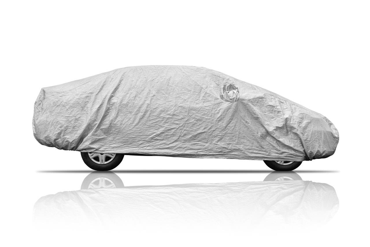 Use a car cover to protect your exteriors