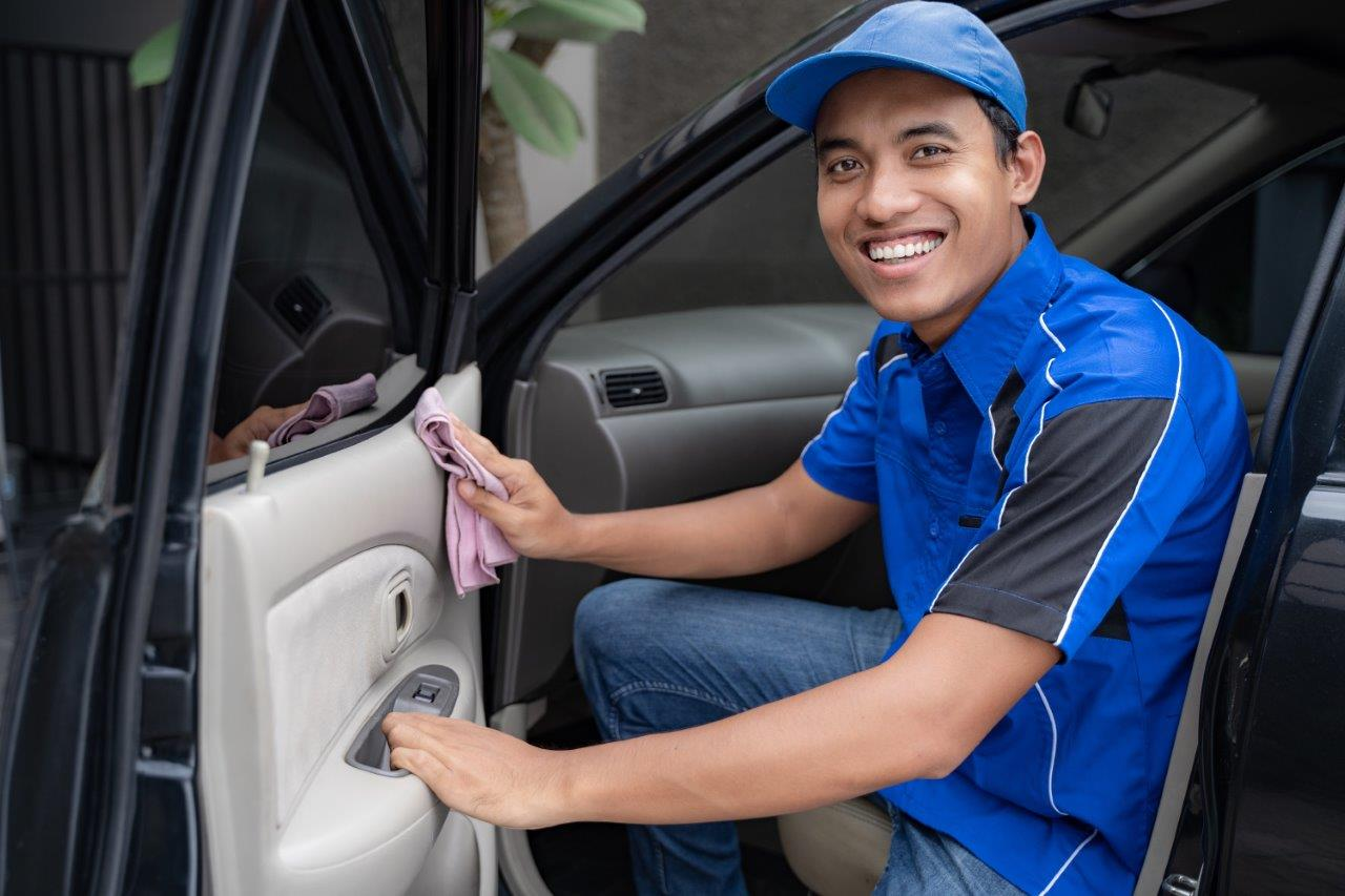 Ways To Disinfect Your Car Interiors Properly