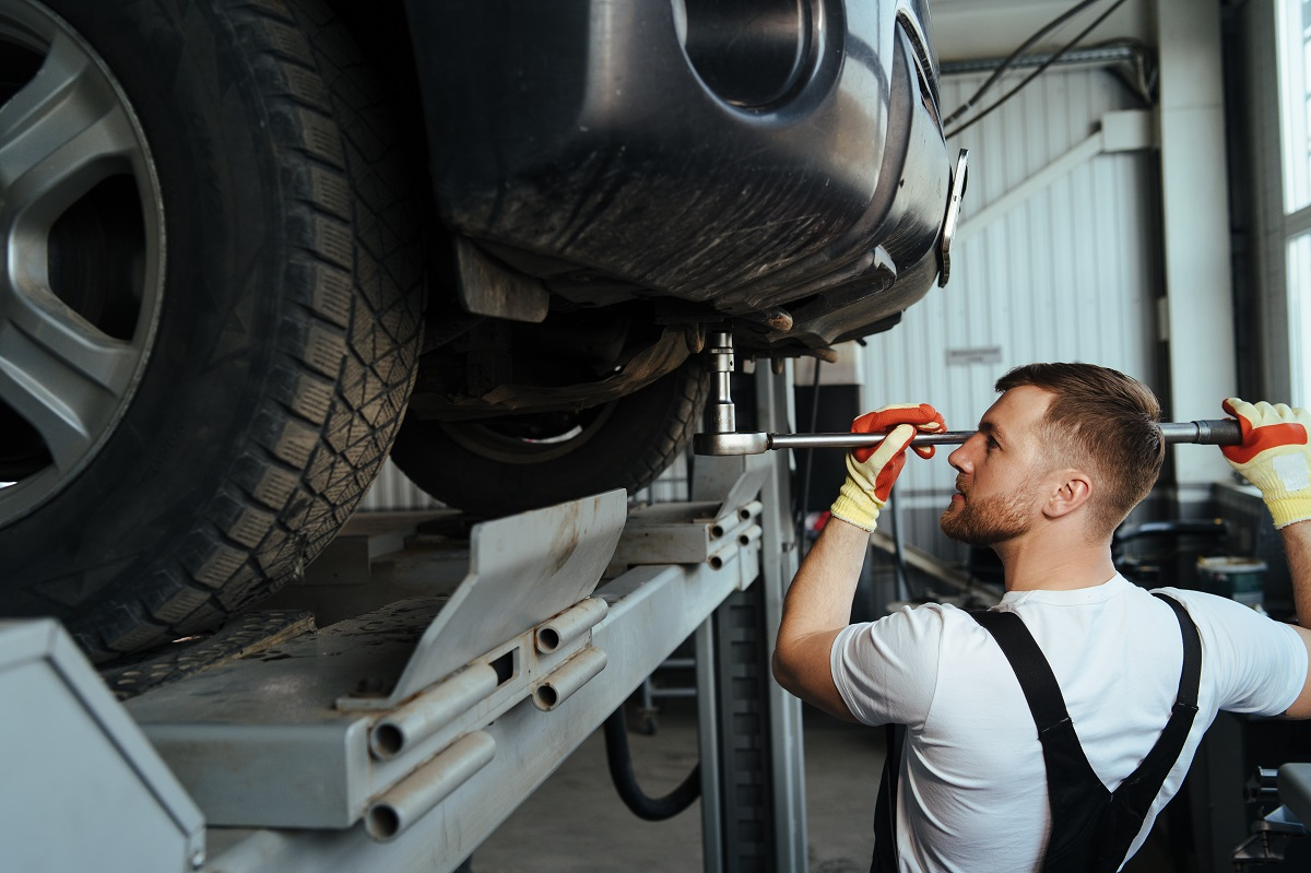 How to Clean Your Leaf Springs