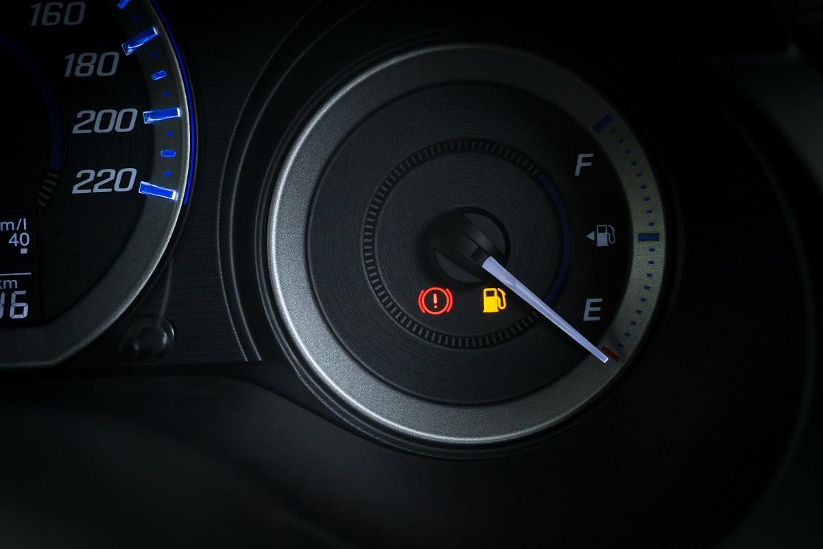 Low Fuel Efficiency